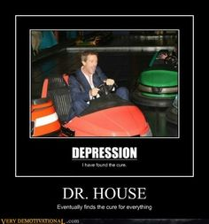 Dr House eventually finds the cure for everything I Love House, House Md, It's Never Lupus, Sean Leonard, Everybody Lies, Gregory House, Was Ist Pinterest, Hugh Laurie, House Quotes