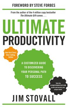 In #Ultimate #Productivity, #JimStovall strikes at the #heart of #success and #failure by #uncovering the #secret to #maximum #productivity.
