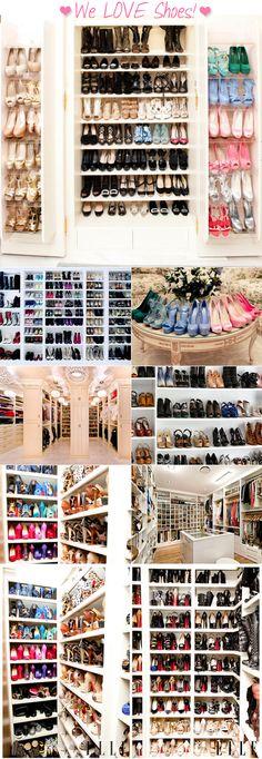 Não adianta, uma das maiores paixões de mulheres que adoram moda, são sapatos! Eles dizem muito sobre a personalidade de alguém, mudam a cara de um look em segundos, e dependendo do salto, deixam a mulher MUITO poderosa!!! Eu particularmente, sou apaixonada por sapatos e bolsas, e para começar a segundona cheia de animação, aí … Continue reading We love Shoes!