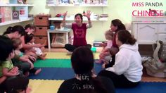 Chinese Playgroup - Sing the Hello!  Song.  More Chinese Teaching Resources at MissPandaChinese.com
