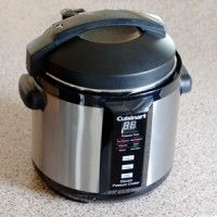 Lots of pressure cooker recipes