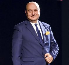 Anupam Kher replaces Gajendra Chauhan as the new chairman of Film and  Television Institute Of India