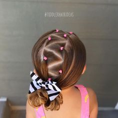 See this Instagram photo by @toddlerhairideas • 564 likes