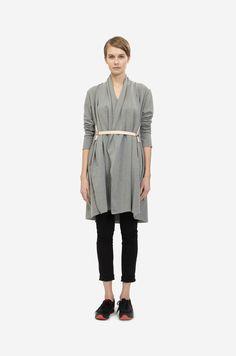 Leeda: coat - COTTON COAT