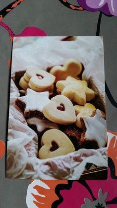 Postikorttirinki Maaliskuu #2 / 2015 Cookies, Desserts, Food, Crack Crackers, Tailgate Desserts, Deserts, Biscuits, Essen, Postres