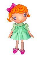 Картинки приколы, детские картинки анимашки кукла