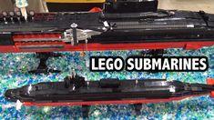 Lego Submarine, Lego Shirts, Lego Videos, Lego Spaceship, Lego Castle, Cool Lego, Submarines, Lego Star Wars, Dallas