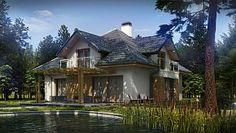 Domy Tradycyjne 2014. Bogata kolekcja domów w klasycznym, polskim stylu... Polecamy dla tradycjonalistów ceniących nieprzemijający, sprawdzony styl architektury...