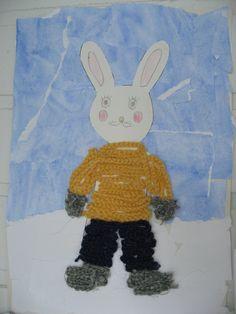 Alakoulun kässä- ja kuvistunneilla tehtyä Winter Kids, Winter Art, Winter Theme, Winter Christmas, Diy For Kids, Crafts For Kids, Arts And Crafts, Winter Jokes, Winter Project