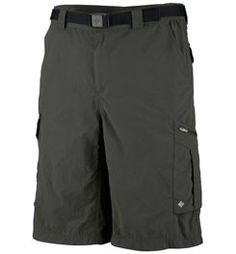 Columbia Sportswear Silver Ridge Cargo Shorts - 10 in. - Mens
