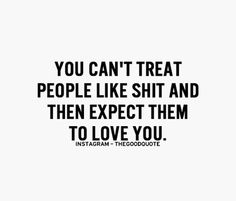 Even if you love them