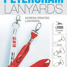 Get 5000 Lanyards in 48hours from Best Branding South Africa.Best Branding offers low price, great quality and quick turnaround times.Order Petersham lanyards with 1 colour screen print and single metal hook and receive 48 hours after artwork approval.T&C's apply.LAN004B20mm Petersham lanyard with FREE 1 colour print+ crocodile hook LAN004BX20mm Petersham lanyard with FREE 1 colour print+ swivel hookLAN004BY20mm Petersham lanyard with FREE 1 colour print+ snap hookLAN004BZ20mm Branded Lanyards, Crocodile, South Africa, Screen Printing, Branding, Colour, Times, Metal, Artwork