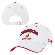 Denison Under Armour Garmet Washed Cotton Hat White