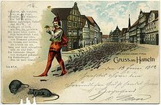 6/26/1284 The Pied Piper Abducts the Children of Hamelin (1284) According to a centuries-old legend set in Hamelin, Germany, the Pied Piper was hired by local residents in 1284 to rid the town of rats, which he did by charming them with music and leading them to the river to drown. When the citizens refused to pay him the agreed upon price, he exacted his revenge by charming away their children