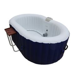 hot tub deck Find deep relaxation in your own backyard oasis with Aleko's Oval Hot Tub Inflatable Plug and Play Spa with Drink Tray. This Oval Hot Tub Inflatable Plug and Traditional Hot Tubs, Inflatable Hot Tub Reviews, Bubble Spa, Hot Tub Deck, Drinks Tray, Safety Cover, Whirlpool Bathtub, Jacuzzi, Jet