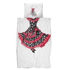Snurk beddengoed - Flamenco