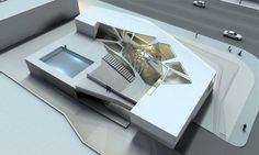 Tom Wiscombe Design   Cell House   http://www.tomwiscombe.com