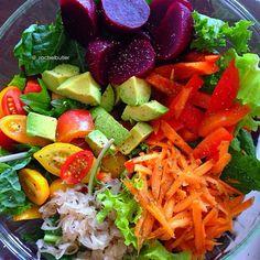 _rachelbutler instagram salad inspiration