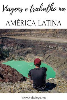 Viagens e trabalhos temporários na América Latina