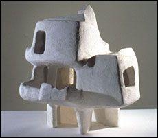 andré bloc, sculptures habitacles