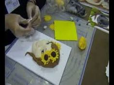 Картинки по запросу girasoles en porcelana fria