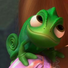 Pascal from Tangled. <3