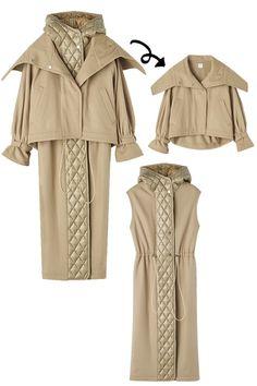 Fashion Details, Fashion Design, Fashion Trends, Mode Hijab, Future Fashion, Vogue Fashion, High Fashion, Mode Style, Fall Outfits