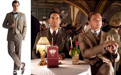 See the Brooks Brothers 'Great Gatsby' menswear collection | EW.com