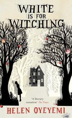 Book cover - White is for Witching