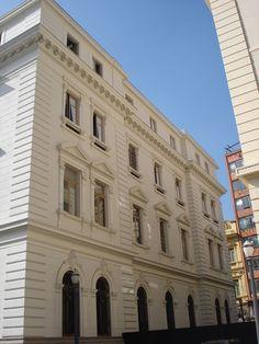 Centro de São Paulo: Antigo edifício da Secretaria da Agricultura. Fotografia: Moyarte - Mônica Yamagawa.