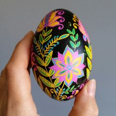 When egg is not in stock I have a great motivation to make it even better. summer is a great time to update inventory and photos Happy Easter Wishes, Ukrainian Easter Eggs, Egg Holder, Egg Designs, Easter Projects, Hand Painted Ornaments, Egg Art, Egg Decorating, Egg Shells