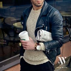 men's fashion & style - menstylica:   menwithstreetstyle: Great photo of...
