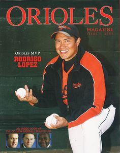 Orioles Magazine Issue 1, 2003