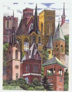 Burlington Ia The City Of Steeples Burlington Iowa Burlington