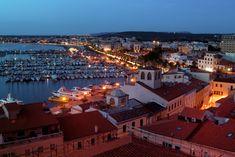 #Sardinia #Alghero. Amazing panorama of Alghero.