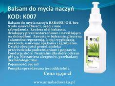 Balsam do mycia naczyń BABASSU OIL