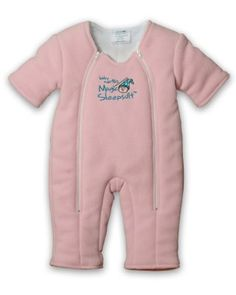 Baby Merlin's Magic Sleepsuit 3-6 months - Pink Small:Amazon:Baby