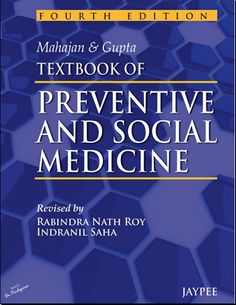 Mahajan & Gupta Textbook of Preventive & Social Medicine (4th Edition) [PDF]