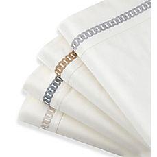 image of Waterford® Linens Logan Deep Pocket Sheet Set