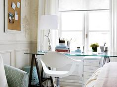 Creative and Inspirational Home Offices | Decorating and Design Ideas for Interior Rooms | HGTV