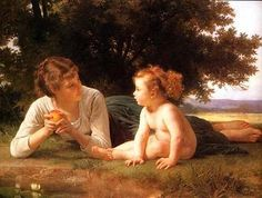 William Bouguereau Sacred Heart | William Adolphe Bouguereau