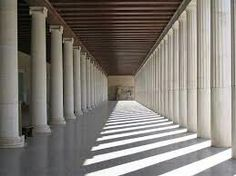 Visual Design: Enhancing Your Photography With Patterns Ancient Greek Architecture, Classical Architecture, Gothic Architecture, Amazing Architecture, Architecture Design, Greek Buildings, Neoclassical, Pillar Design, Ancient Greece