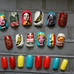 Slideshow: Forget Galleries: The Top 17 Works of Art-Inspired Nail Art