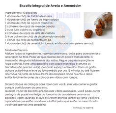 Receita de biscoito Tostadas, Oat Flour, Brown Sugar, Drop Cookie Recipes, Tea Cups