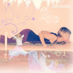And yoga makes me feel like dancing. Ashtanga Namaskara. Eight limb pose. Let the body touch the ground.