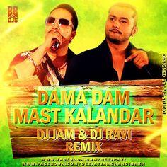 Mast Kalandar (Remix) - Dj Jam & Dj Ravi   Deejays Drive