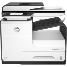 HP PageWide Pro 477dn Page Wide Array Multifunction Printer - Color - #D3Q19A#B1H