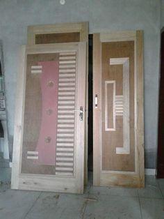 Wooden Front Door Design, Wooden Front Doors, Wood Doors, Modern Wooden Doors, Internal Wooden Doors, Pooja Room Door Design, Door Design Interior, Beautiful Bed Designs, Door Design Images