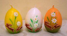 Svíčky * vajíčka