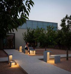 Lámpara exterior Empty de Xuclà